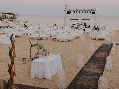 weddings planner in North Cyprus - Getting married in Palm beach hotel in North Cyprus
