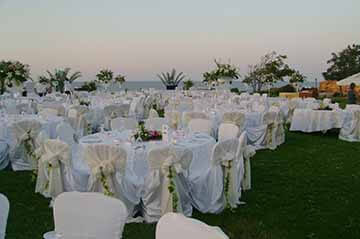 wedding by the sea (acapulco) in North Cyprus